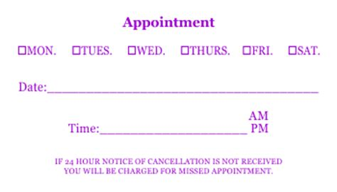 avery appointment card template avery templates corel draw software free