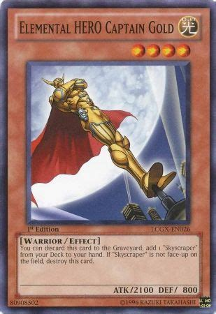 Neos Lcgx En096 Common 1st Edition Yugioh elemental captain gold lcgx en026 common 1st