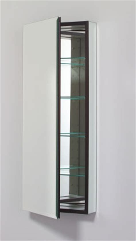 robern m series cabinet robern mp16d4fbn m series flat beveled mirror cabinet 15
