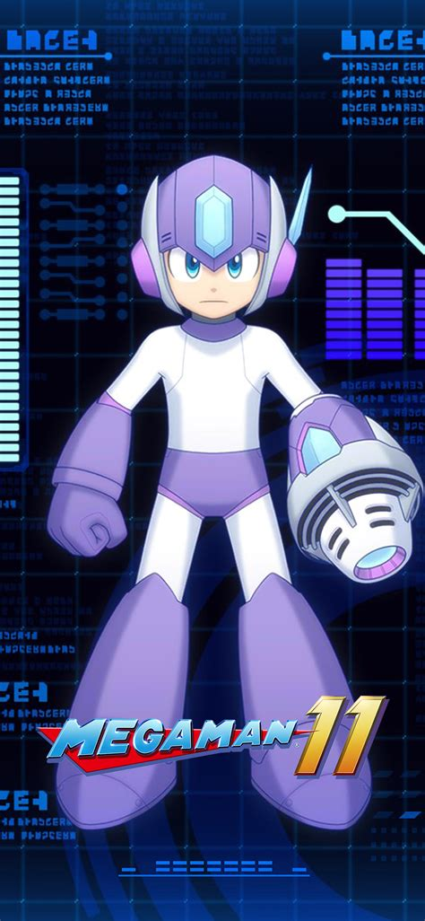 mega man  tundra storm weapon wallpaper cat  monocle