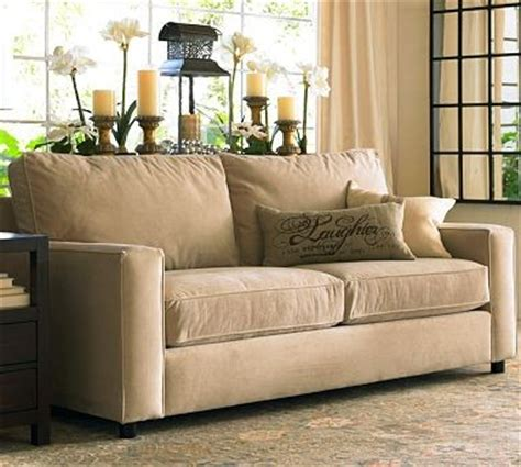 pottery barn comfort sofa pb comfort square upholstered sofa pottery barn living room san francisco by pottery barn