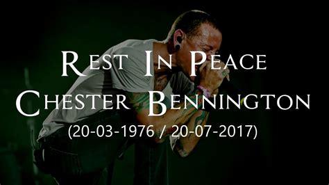 Kaos Rip Chester Bennington Linkin Park V 1 linkin park chester bennington rip in the end lyrics
