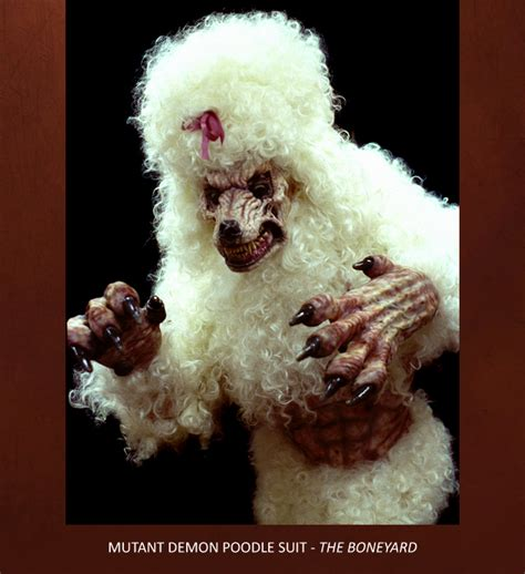 killer poodle creative character engineering animatronic killer
