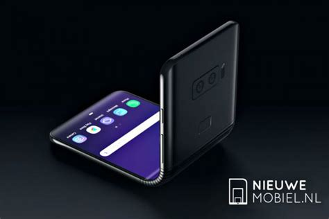 nieuwe mobiel show foldable samsung concept phone galaxy f mikeshouts