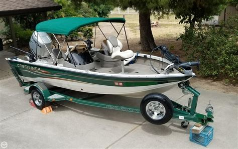 used aluminum fishing boats for sale in ohio used crestliner aluminum fish boats for sale in united