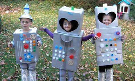 fast easy halloween decorations recycled materials 13 quick and easy halloween costumes for kids help we