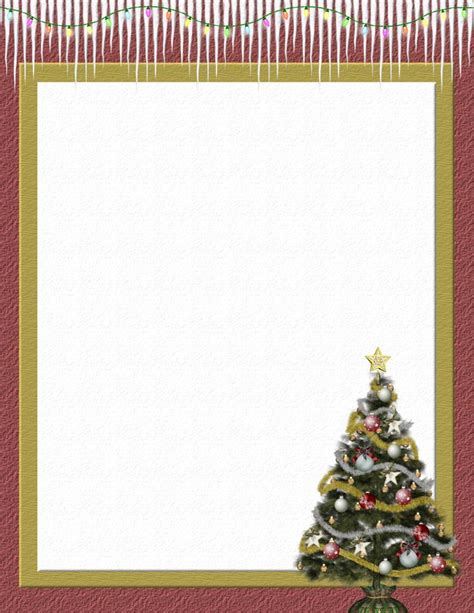 109 Best Christmas Stationery Images On Pinterest Christmas Stationery Christmas Letters And Xmas Letter Stationery Templates