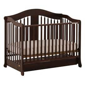 stork craft rochester stages fixed side crib with trundle