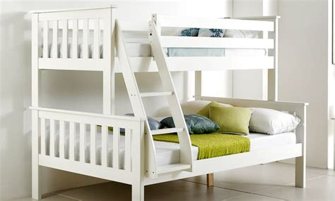 bunk beds tesco tesco bunk bed buy pine bunk bed white from our bunk