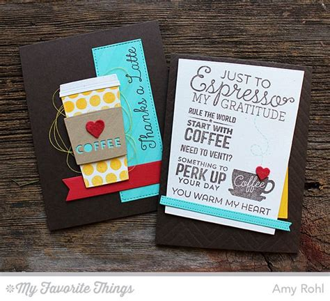 5 Things To Perk Up Your Week by Mft Perk Up And Coffee Cup Die Namics Rohl