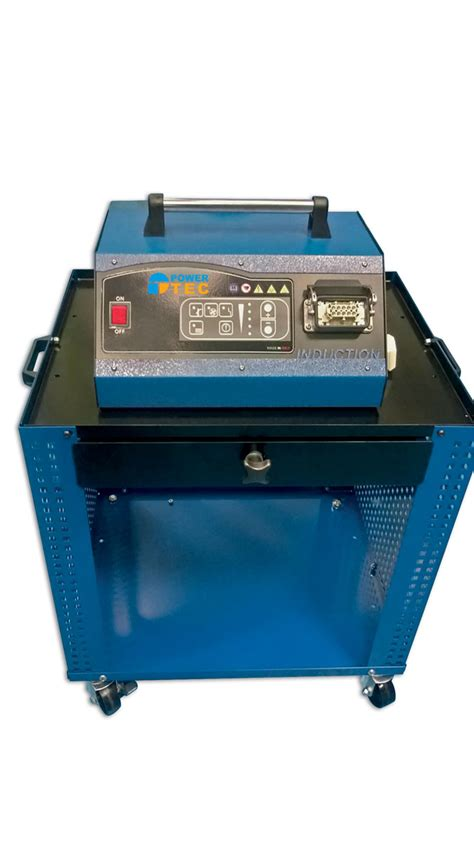 induction heater we 3kw induction heater 3kw part no 92457 part of the heat inductors range from power tec