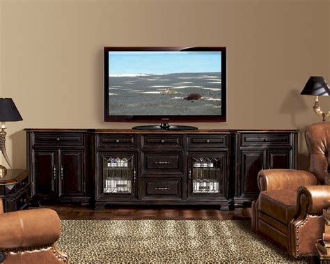 75 tv console table 90 inch media console home ideas