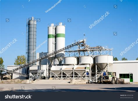 cement factory cement factory machinery stock photo 63332236 shutterstock