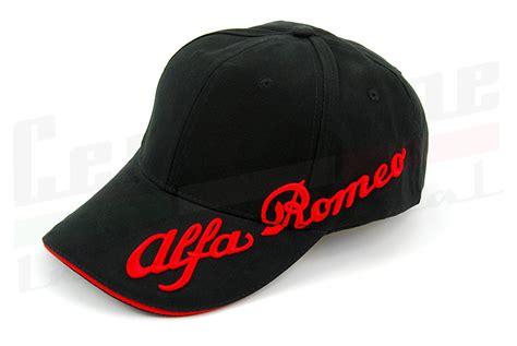 Alfa Romeo Hat by Alfa Romeo Script Hat Centerline International