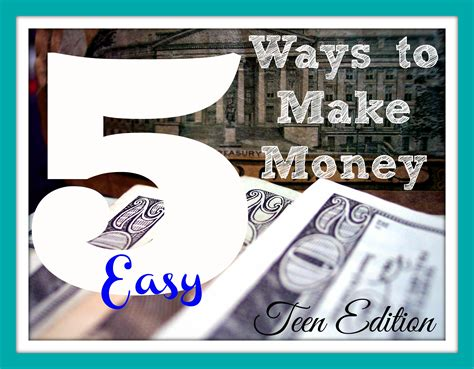Easy Ways For Teens To Make Money Online - easy way for teens to passion porn