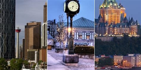 best small towns in canada canadian towns to visit best places to live in canada and the worst according to
