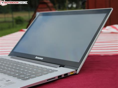 Lenovo Ideapad U430 Touch test lenovo ideapad u430 touch ultrabook notebookcheck