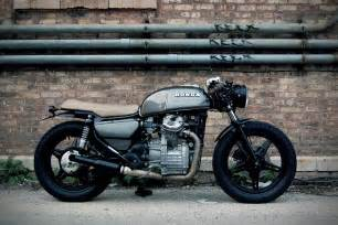 Honda Vintage Motorcycle Honda Cx500 Cafe Racer Way2speed