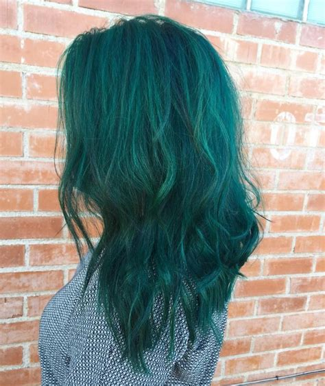 blue green hair color light blue and green hair www pixshark images