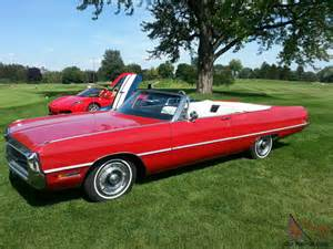 1969 Chrysler Newport Convertible For Sale 1969 Chrysler Newport Convertible Base 6 3l