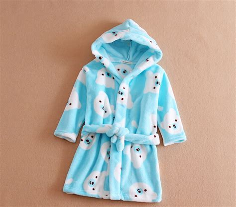 kids robes girls boys kids bath robes on sale 2015 children boys girls cute bath robes badjas kids print