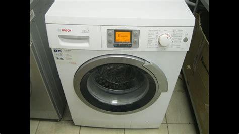 Waschmaschine Bosch Logixx 8 2182 by Bosch Was32443 Waschmaschine Frontlader Logixx 8 A A