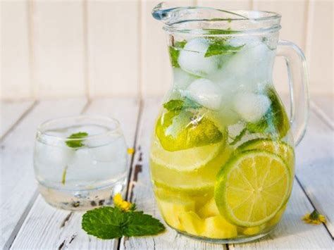 How To Detox Your Naturally With Water by 15 Detox Water Recipes To Flush Your Liver Keep Naturally