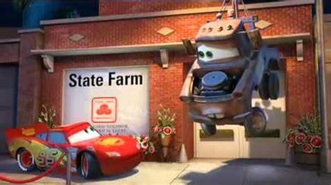 State Farm V Brewer Car by State Farm Pixar Cars Tv Spot 2006 World Of Cars