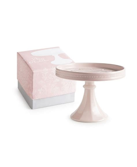 Pink Pedestal Cake Stand bon bon pedestal small cake stand pink