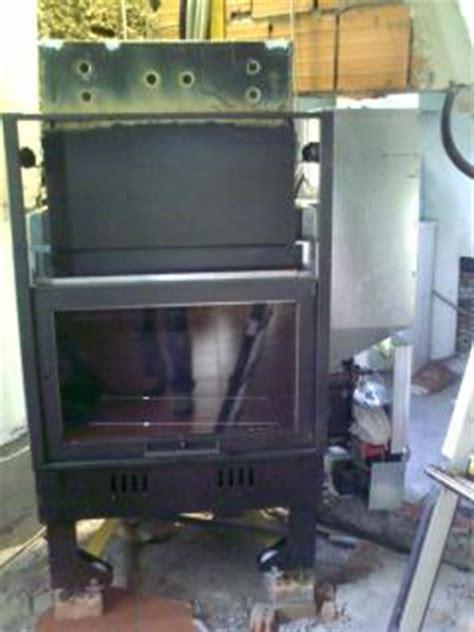 trasformare un camino in termocamino come trasformare un termocamino a legna in pellet