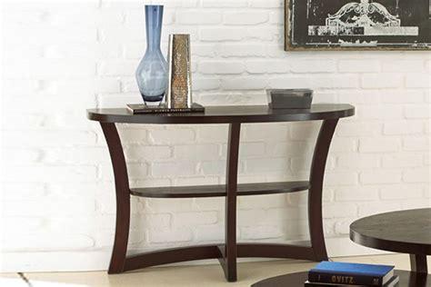 gardner white sofa tables espresso sofa table at gardner white