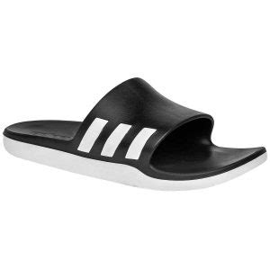 adidas aq2166 men's aqualette cloudfoam slides $23.99