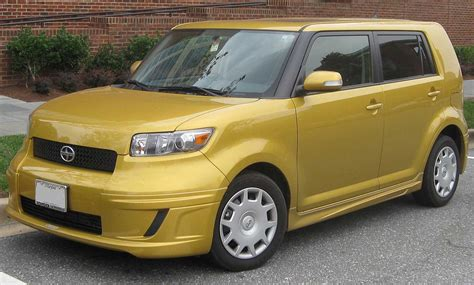 scion cube scion xb wikipedia