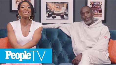 michael k williams and tupac how tupac got michael k williams his first film role in