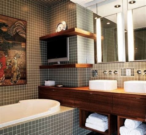 Masculine Bathroom Ideas by 97 Stylish Truly Masculine Bathroom D 233 Cor Ideas Digsdigs