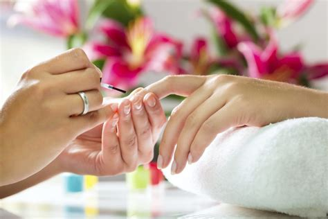 manicure salon nut allergy and the nail salon allergic living