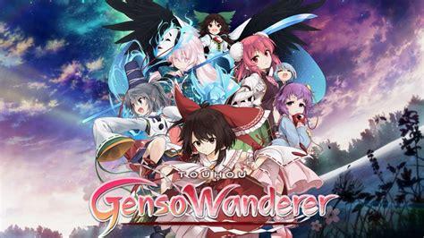 Kaset Ps4 Touhou Genso Wanderer touhou genso wanderer teaser trailer ps4 ps vita