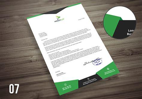 corporate letterhead templates pack landisher