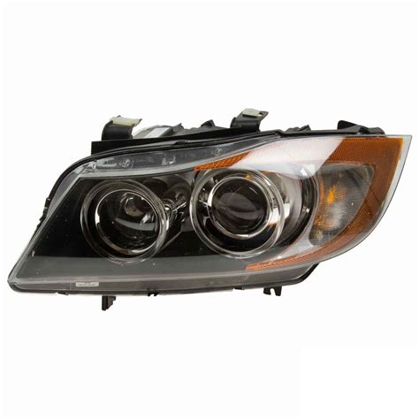 bmw e90 headlights bmw e90 headlight bi xenon adaptive left oem