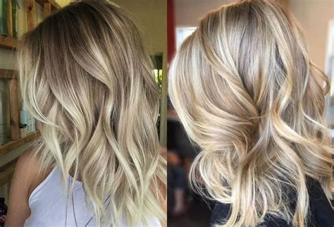 hair color of 2017 balayage blonde hair colors 2017 summer hairdrome com