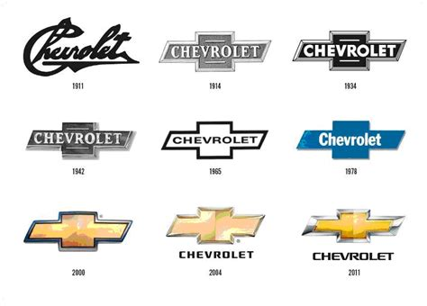 chevrolet car logo the life and times of the chevrolet logo