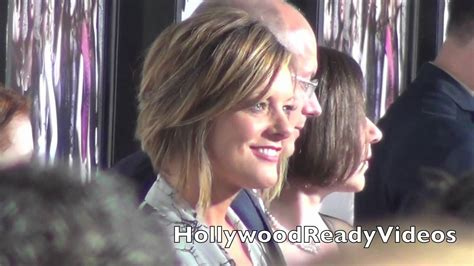 kelly and randy hyland kelly hyland arrives to the pitch perfect premiere in