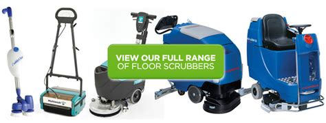 Scrub The Floor And Just Mop It by Commercial Grade Quality Domestic Floor Scrubber Alphaclean