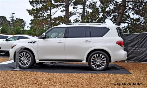 nissan infiniti 2015 2015 nissan armada vs 2015 qx80 autos post
