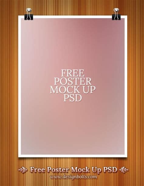template poster psd free amazing mockup psd files with free psddude