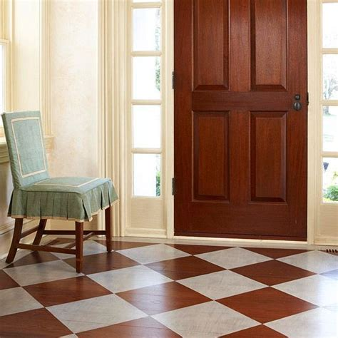 1000  ideas about Paint Wood Floors on Pinterest   Painted