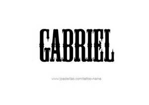 gabriel name beautiful scenery photography