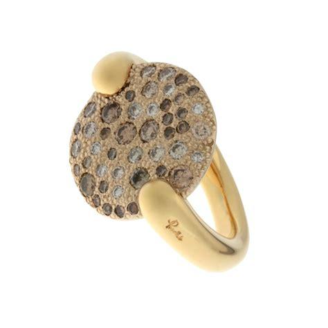 prezzo anelli pomellato pomellato pomellato anello a a402 o3 br da antoniazzi gioielli