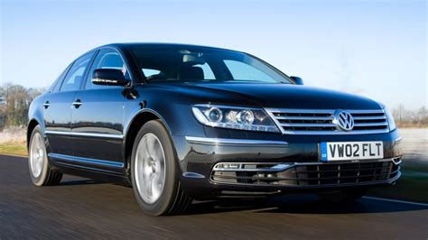 volkswagen phaeton volkswagen phaeton review top gear