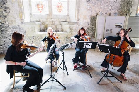 Wedding Quartet by Winchester Great Wedding String Quartet The